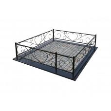 Ограда металическая OGRM19
