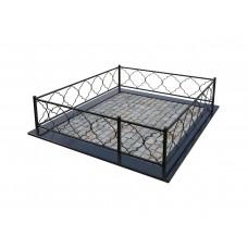 Ограда металическая OGRM2