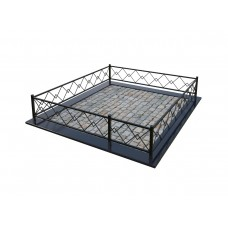Ограда металическая OGRM6