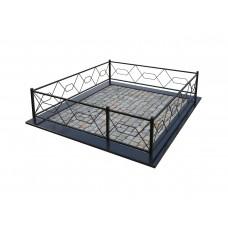 Ограда металическая OGRM9
