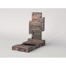 Купить Гранитный памятник O67-3 - Минск, Бобруйск