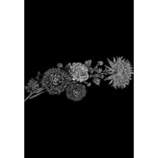 Купить Гравировка цветы gravfl7 - Минск, Бобруйск