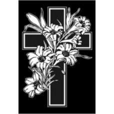 Купить Гравировка крест gravkr11 - Минск, Бобруйск