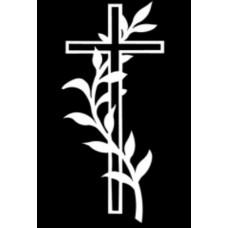 Купить Гравировка крест gravkr15 - Минск, Бобруйск