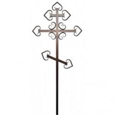 Крест на могилу krm1