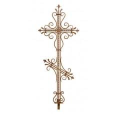 Крест на могилу krm11