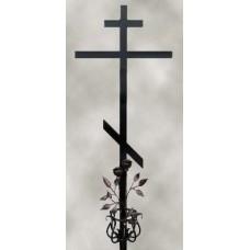 Крест на могилу krm13