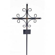 Крест на могилу krm15
